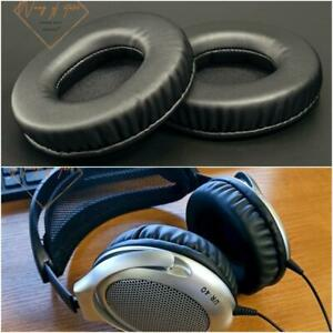 Thick Soft Leather Ear Pads Foam Cushion EarMuff For Koss UR40 UR 40 Headphone