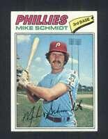 1977 Topps #140 Mike Schmidt EXMT+ Phillies 121097