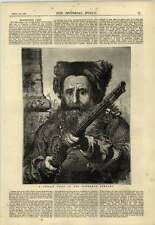 1878 Cossack Chief Of The 16th Century Jan Matejko