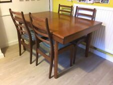 G Plan Piece Table & Chair Sets 5
