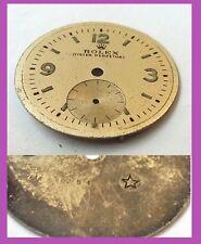 -ROLEX OYSTER PERPETUAL trizio  QUADRANTE 1940-60 DIA 24,97 FORSE OVETTO ?