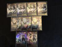 2020 Illusions Football Atlanta Falcons 9 Card Mini Lot! Jones, Ryan, Gurley