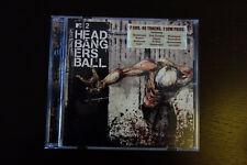 MTV2 Headbangers Ball compilation ( Heavy, Metalcore, Nu, Thrash, Industrial )