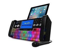 EKS780-BT / EKS708-BT Bluetooth CD+G Karaoke Disco Party Machine
