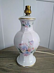 Aynsley Little Sweetheart Bone China Table Lamp