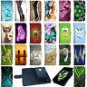 Tasche für Sony Xperia X  Book Style Cover Flip Case Schutz Hülle Etui Motiv