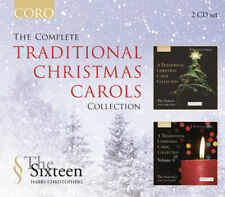 Harry Christophers : The Complete Traditional Christmas Carols Collection CD