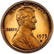 1975-S PROOF CENT