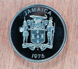 (Piece) MONNAIE Jamaica - 20 Cents 1976 CC83