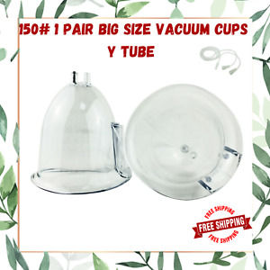 Vacuum Breast Enlarger & Hip Butt Lift Up Machine Replacement XXL Big Size Cup