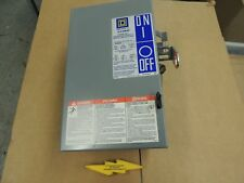 PQ3606G, SQUARE D BUSWAY SWITCH PLUG, RECON 60 AMP, 600V 3P/3W WITH GROUND