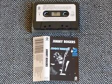 JIMMY ROGERS - Jimmy Rogers - K7 audio / TAPE