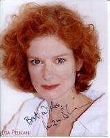 Lisa Pelikan 10,000 Days Lionheart Ghoulies Signed Autograph Photo