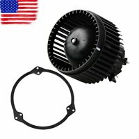 Heater A/C AC Blower Motor w/ Fan Cage for Cobalt HHR G5 Pursuit Ion 15930424 US