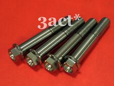 4pcs Ti / Titanium Bolts - KAWASAKI Ninja H2, ZX-10R, ZX-14R Front Brake Caliper