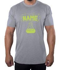 Potion Custom Name T-shirts, Men's Graphic Tees, funny Halloween Men's Shirts