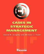 Cases in Strategic Management: Total Quality and Global Competition by none