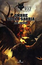 Gamebook: Lone Wolf, Lupo Solitario, Vol. 5: Ombre sulla Sabbia, Italiano