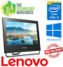 Lenovo M73Z AIO PC - i5 CPU choice of Ram & SSD + Windows 7 or 10 - Boxed New