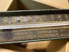 Vintage Ideal HERMAN STENSRUD MARQUETTE MICHIGAN Industrial Temperature Gauge