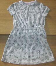 F&F Girls Pretty Jersey Dress - 10-11 Years