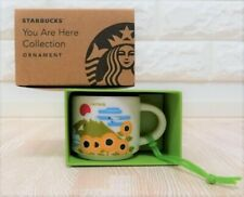 "【NEW】Starbucks Japan Mug 2oz ""You Are Here Collection SUMMER version"" Sunflower"