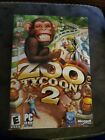 Zoo Tycoon 2 (pc, 2004) Complete Windows Computer Game Microsoft With Manual