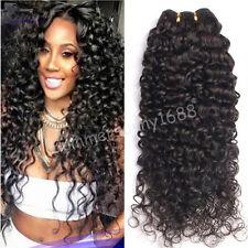 Wholesale 100% Unprocessed Mongolian Brazilian Virgin Human Hair 1-3Bundles 300g