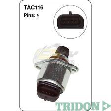 TRIDON IAC VALVES FOR Holden Monaro V2 - V3 07/06-5.7L OHV 16V(Petrol) TAC116