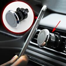 Auto Air Outlet Cell Phone Magnet Mount Bracket Holder Telephone Stand Support