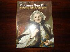 MADAME GEOFFRIN - Une Femme d'Affaires et d'Esprit - Maison de Chateaubriand