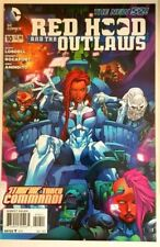 Red Hood and the Outlaws Issue 10 New 52 First Print NM