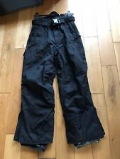 SURFANIC Snowboarding/Ski Trousers/Pants - Size Medium