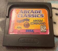 Arcade Classics Sega Game Gear