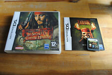PIRATES DES CARAIBES LE SECRET DU COFFRE MAUDIT pour Nintendo DS