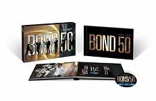 Bond 50: Celebrating Five Decades of Bond 007 (Blu-ray Disc, 2012, 23-Disc Set)
