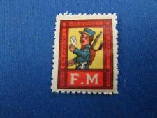 poster stamp cinderella vignette marken guignol marionnette fm les gones lyon