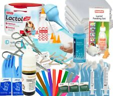 More details for deluxe whelping kit 250g lactol puppy milk dog mucus  iodine free whelping docs