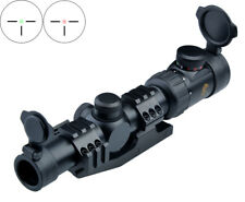 Eagle Eye Rifle Scope 1-5X24 IR three-pin German#1 Reticle 223 W/ Weaver Mount