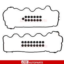 Valve Cover Gasket Set For 04-06 Ford F150 F250 F350 Heavy Duty 5.4L 4.6L TRITON