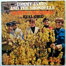 TOMMY JAMES & SHONDELLS 45 Gettin Together / Real Girl ROCK Hippie 1967 w1081