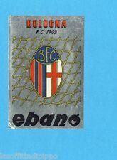 PANINI CALCIATORI 1984/85 -FIGURINA n.324- BOLOGNA - SCUDETTO -Recuperata