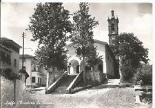 160730 BERGAMO LEFFE Fraz. SAN ROCCO Cartolina FOTOGRAFICA viaggiata 1966