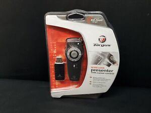 NEW Targus Wireless Presenter With Cursor Control W/ Laser Pointer Model PAUM30U