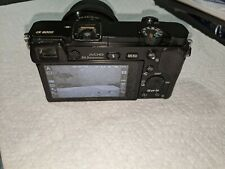 Sony Alpha α6000 24.3MP Digital SLR Camera - Black (Kit with E PZ 16-50mm f/3.5…
