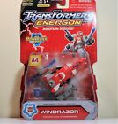 Transformers Energon Aerialbot WINDRAZOR Scout Class Combiner, New/Sealed (2004)
