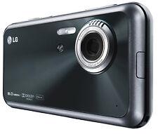 LG Renoir KC910 Black,Unlocked Triband,8MP Camera,FM, Bluetooth, GSM CELLPHONE.