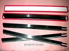 """12 Eastman Hss Straight Cutting Machine Knives 10"""" #10E"""