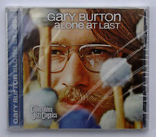 Gary Burton , Alone at Last ( CD_Remastered_U.S.A. )