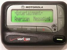 Motorola Advisor Elite Alpha-Numeric Pager
